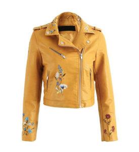 Floral Jacket blog
