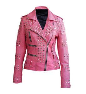 Pink Jacket blog