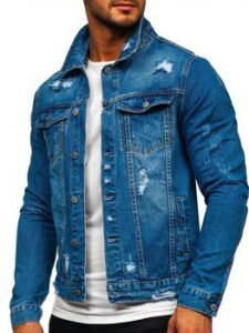 mens denim jacket for fathersday gift