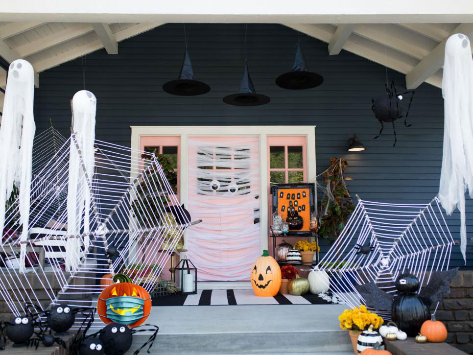 Ideas For 2021 Halloween At Home